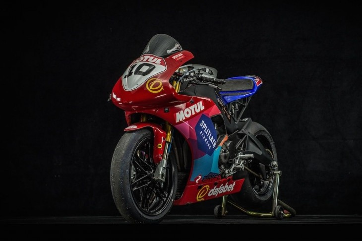 2012 EBR 1190 Race Bike L Front