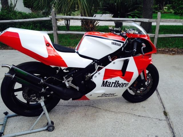 Got Wayne?  1985 Yamaha RZ500 in Florida