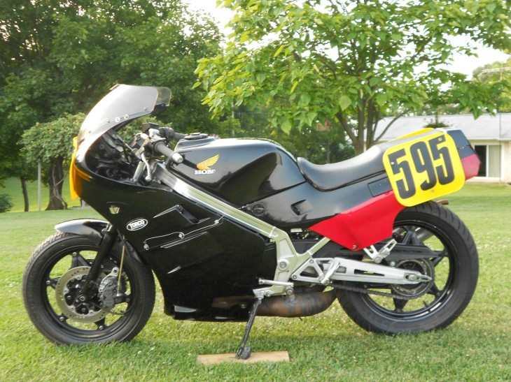 Quirky Track Day Fun: 1985 Honda NS400R for Sale