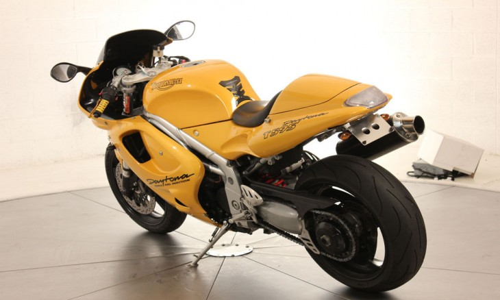 1997 Triumph Daytona L Rear
