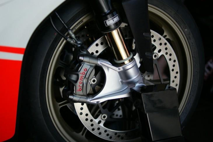 2014 Ducati Panigale Superleggera Front Wheel