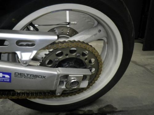 1989 Yamaha FZR750R OW01 Rear Wheel