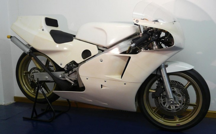 1989 Honda RS250 R Side