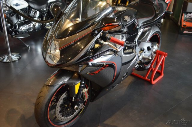 More Miles Wanted:  2006 MV Agusta F4 CC with 72 miles
