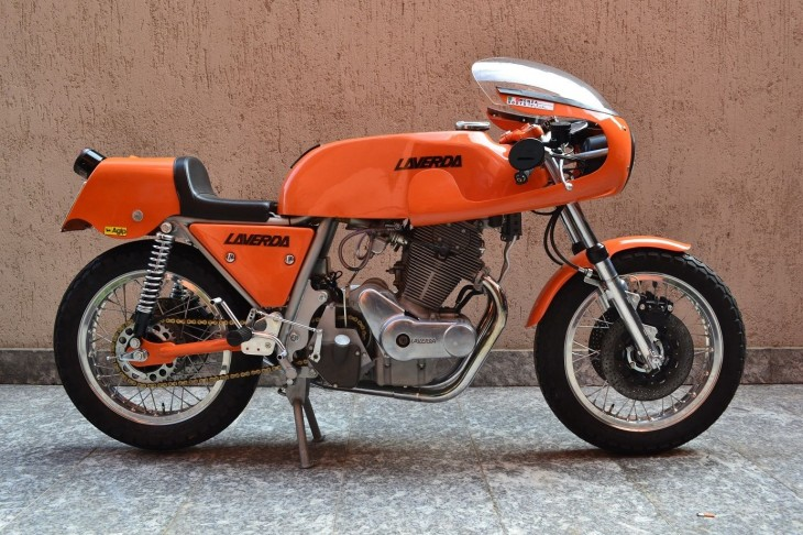 1975 Laverda SFC R Side