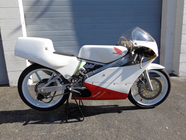 1994 Honda RS125 R Side