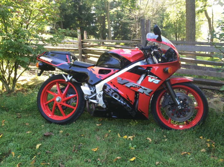 1992 Honda VFR400R for sale