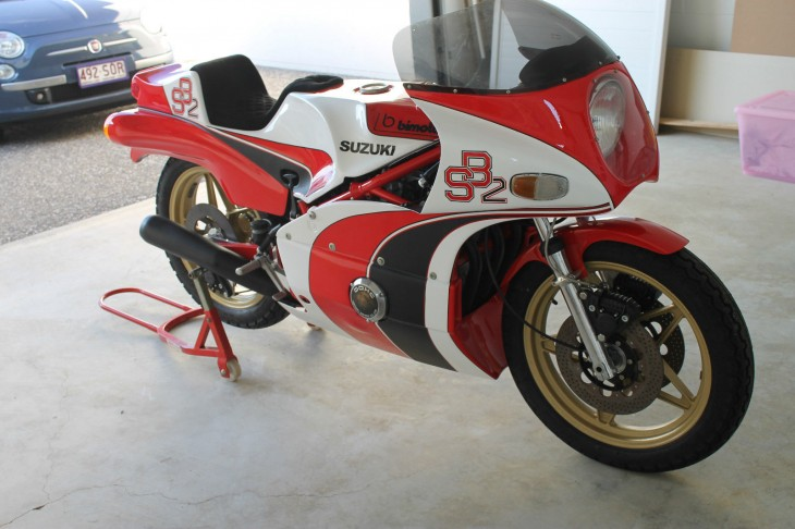 The Origin of Species: Bimota SB2 for Sale Down Under