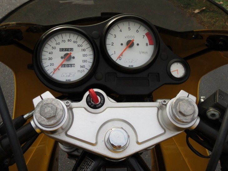 2001 MZ Skorpion Cup Dash