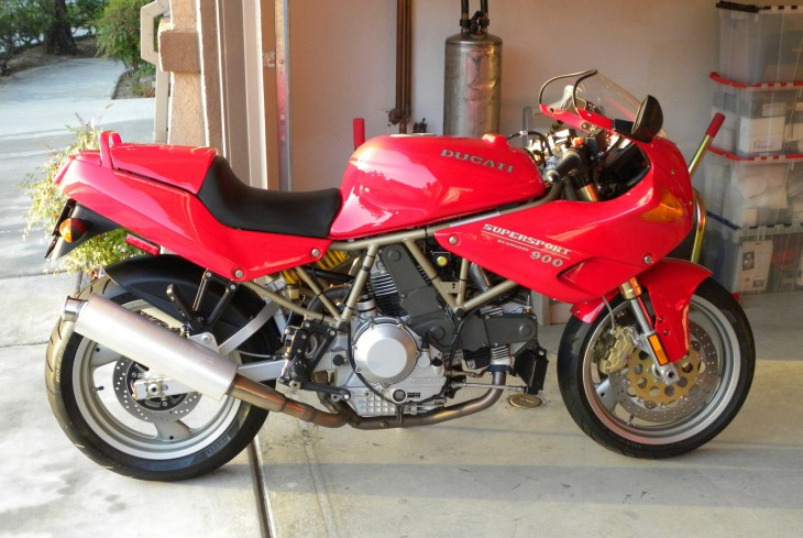 1996 Ducati 900SS for sale