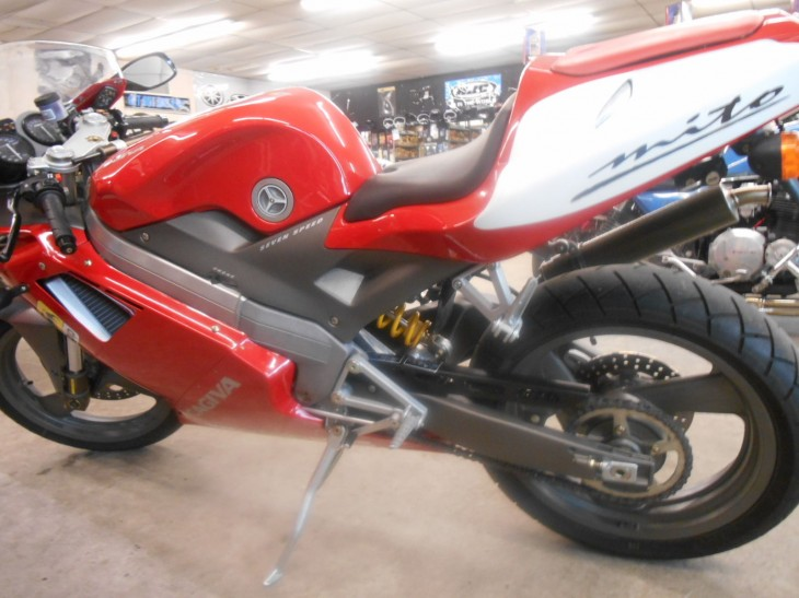 Small and Mighty: 1998 Cagiva Mito