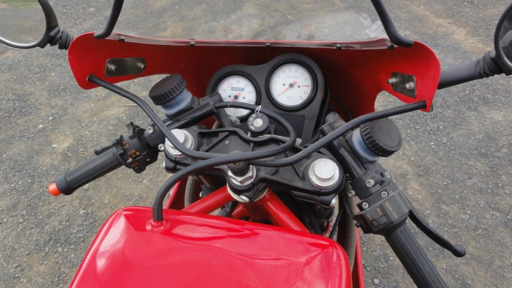 never started: 1985 ducati 750 f1 - rare sportbikes for sale