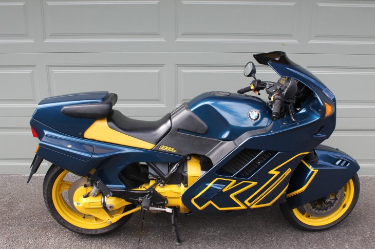 does the k stand for kiwi 1990 bmw k1 rare sportbikes for sale. Black Bedroom Furniture Sets. Home Design Ideas