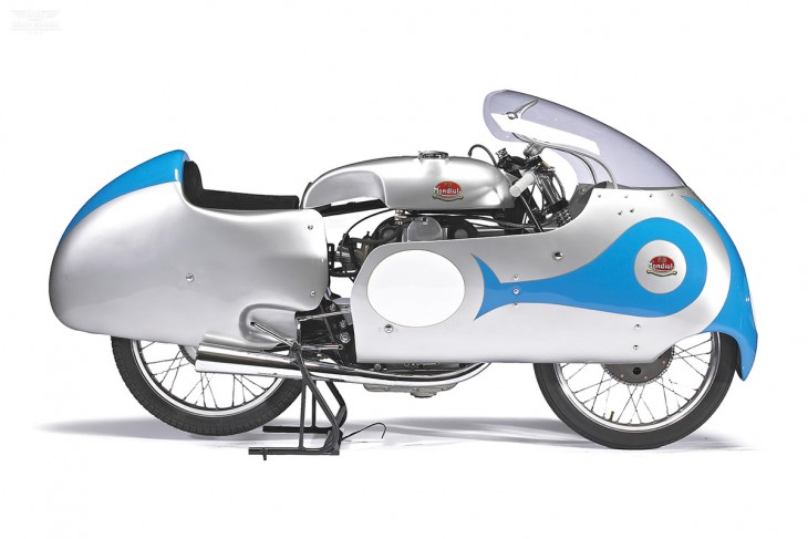 1957 Mondial 125, Bonhams auction