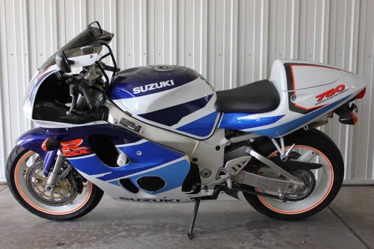 Suzuki Srad For Sale