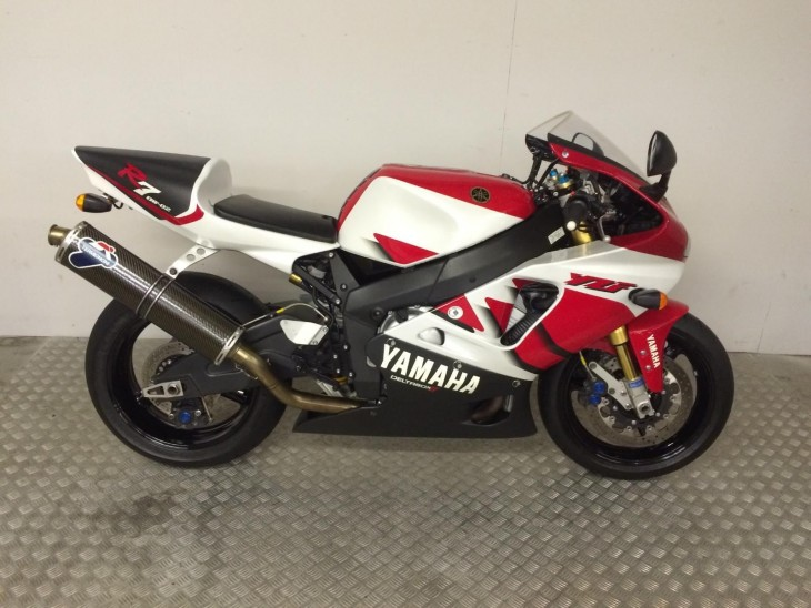 Win It or Bin It – 1999 Yamaha R7 on eBay UK