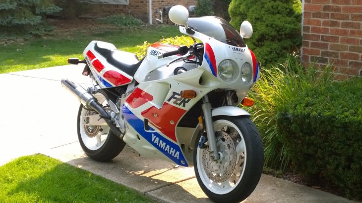 The one you've been waiting for – 1989 FZR1000