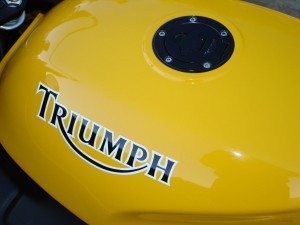 20150515 1995 triumph 900 super iii left tank