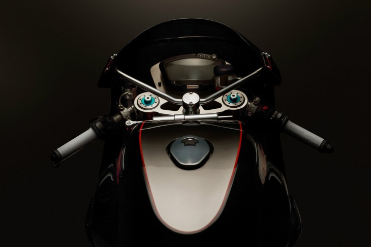 Bet it All on Black – 3 Custom Ducatis