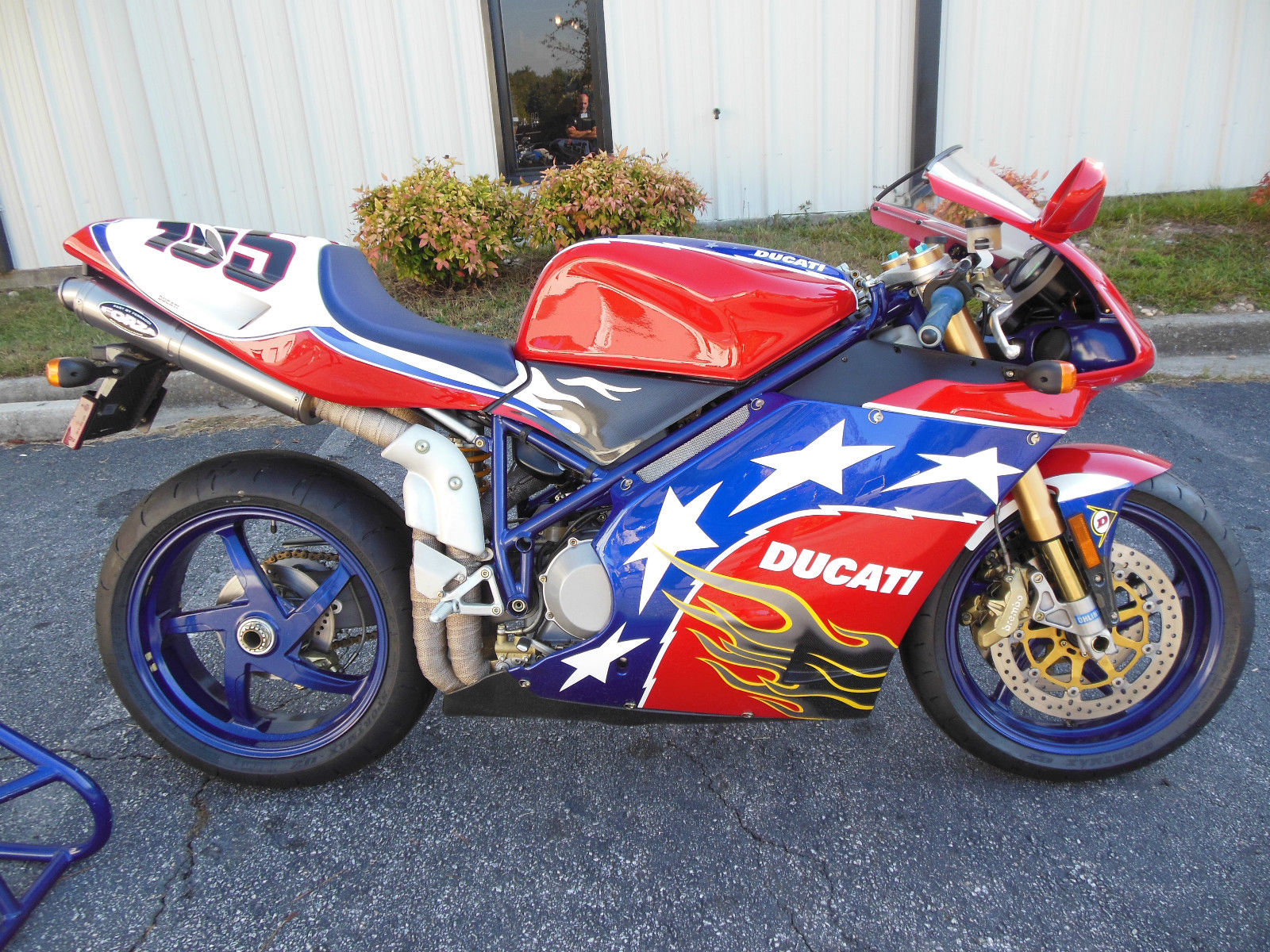 Ducati S Bostrom For Sale