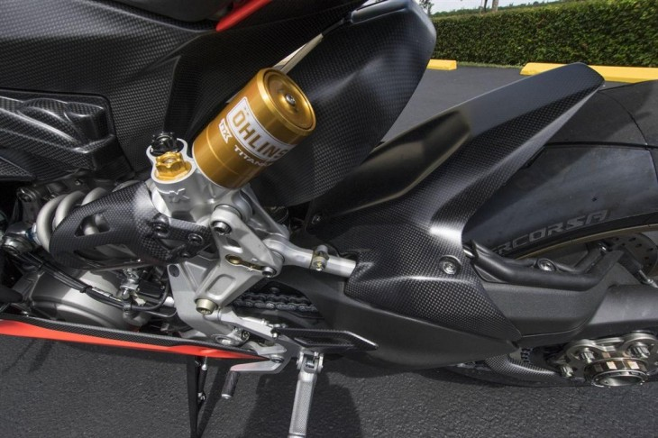 2014 Ducati Superleggera Rear Shock