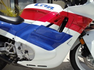 20150608 1989 honda cbr 600f right fairing