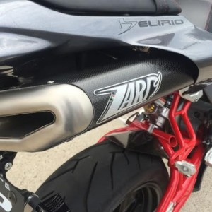 20150629 2007 bimota db6 delirio right exhaust