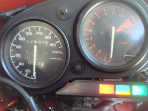 1987 Honda NSR250R Clocks