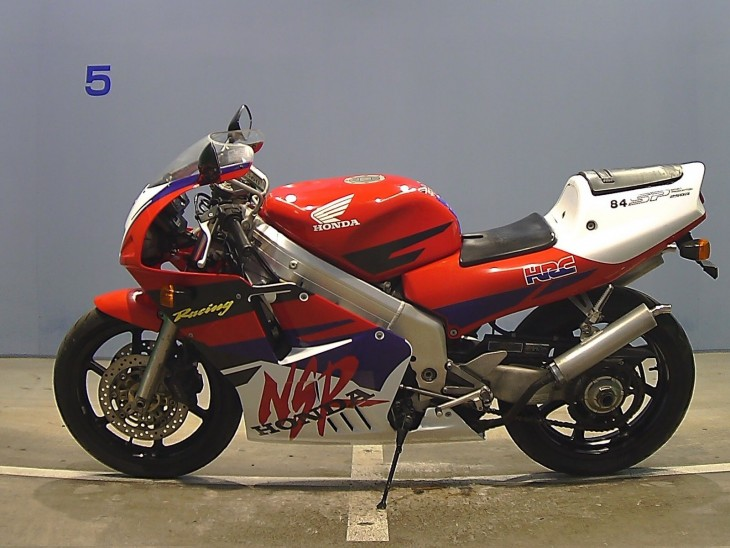 1995 Honda NSR250R SP L Side