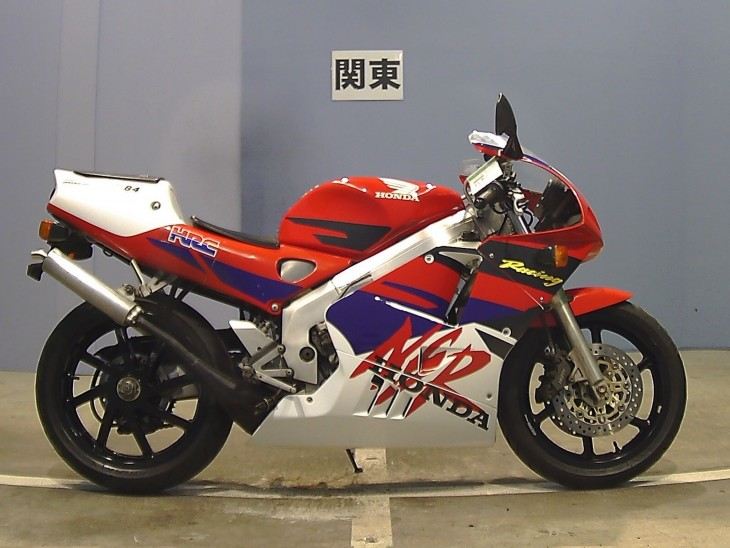 1995 Honda NSR250R SP R Side