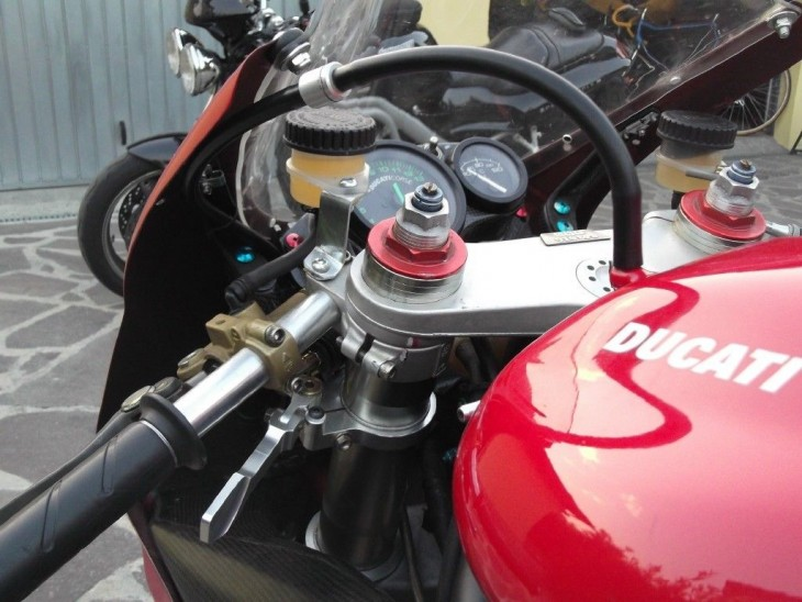 1997 Ducati 916SPS L Clip On