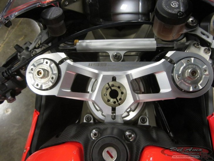 2014 Ducati 1199 Superleggera Triple Clamp