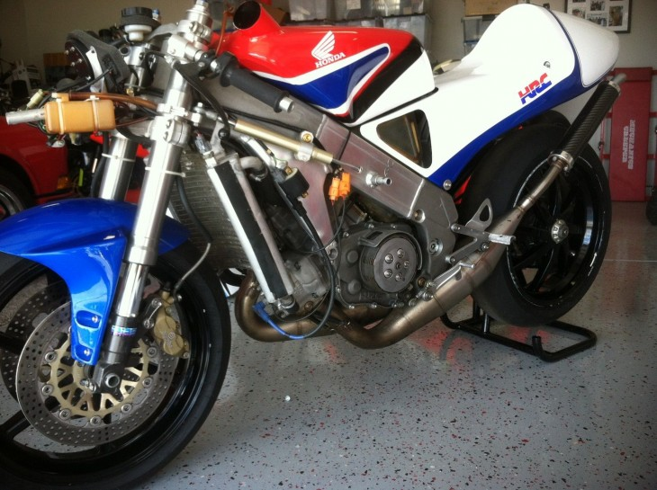 Attention Track Day Junkies: 1998 Honda RS250 for Sale