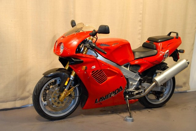 The Unknown Italian – 1999 Laverda 750S