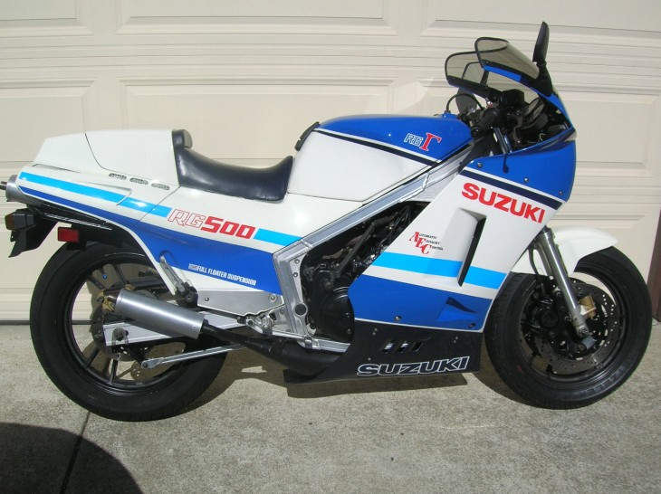 Suzuki Rg Gamma For Sale