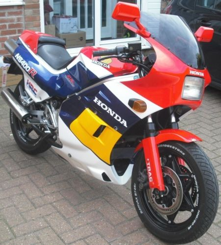 1987 Honda NS400R Faired