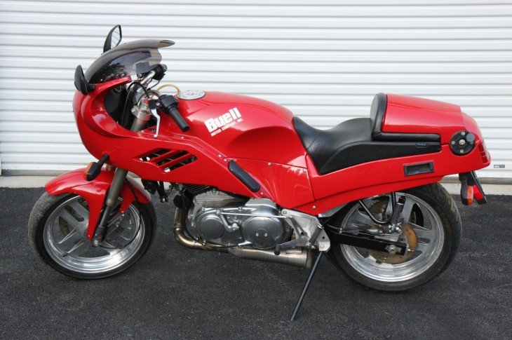 1991 Buell RS1200 L Side