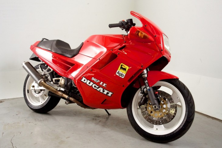 20150907 1991 ducati 907ie right front