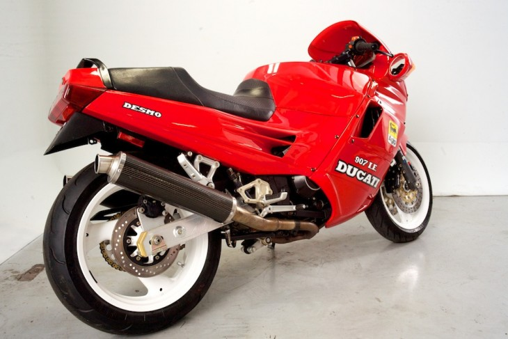 20150907 1991 ducati 907ie right rear