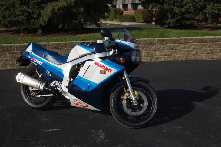 Gorilla For Sale – 1986 Suzuki GSX-R1100