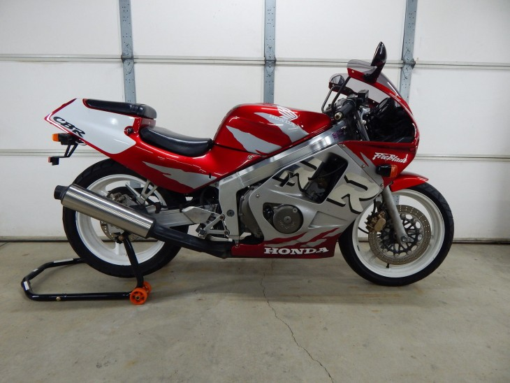 Featured Listing: 1989 Honda CBR250R MC19 for Sale
