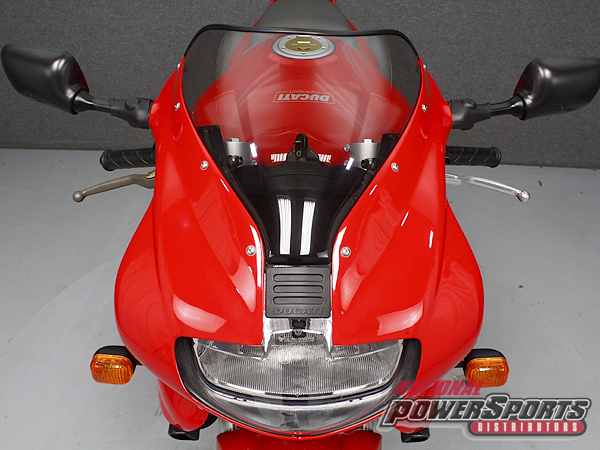 20151014 2007 ducati 800ss front