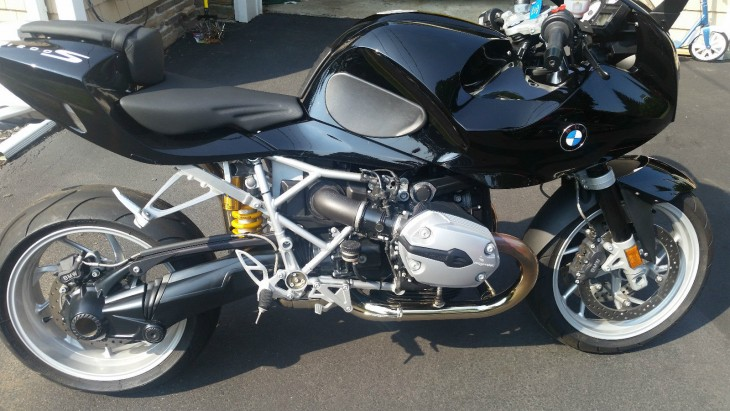 Cloaking Device 2007 Bmw R1200s Rare Sportbikes For Sale