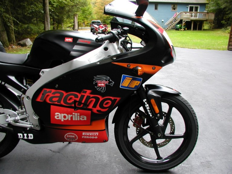 Have Prices Peaked? Very Clean 1990 Honda NSR250 MC21 for