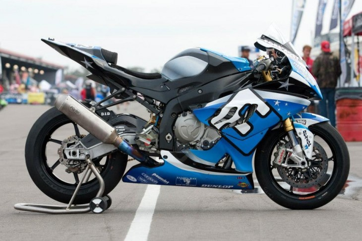 2011 BMW S1000RR Pegram Racing AMA Pro Superbike