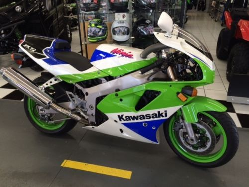 One Owner, Low Mile 1992 Kawasaki Ninja ZX7R in Utah