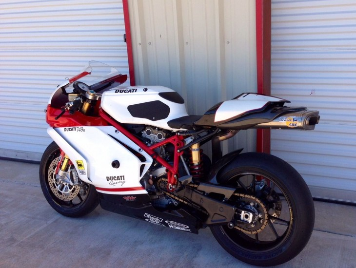 749R Archives - Rare SportBikes For Sale