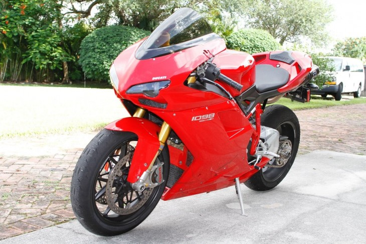 1098 Archives - Rare SportBikes For Sale