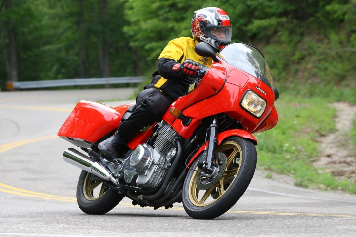 1983 Laverda RGS1000 Ride