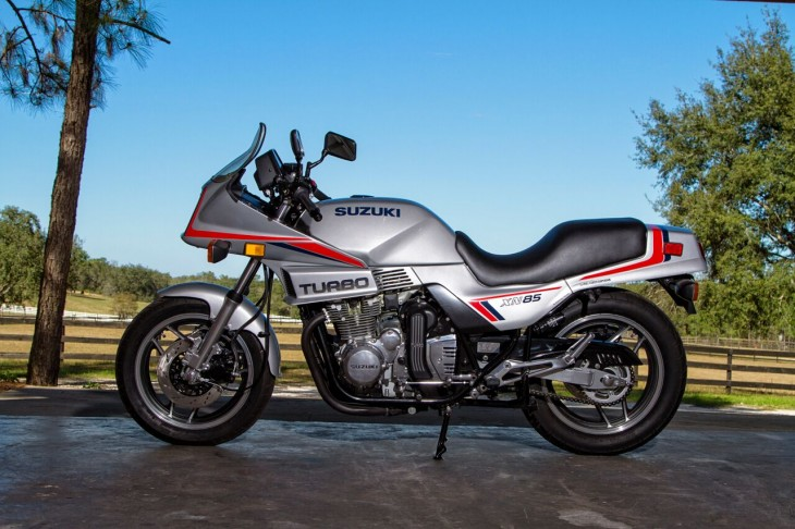 Featured Listing – 1983 Suzuki XN85 Turbo